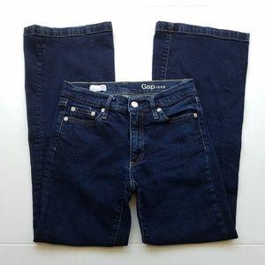 Gap 1969 Authentic Flare Dark Wash Jeans